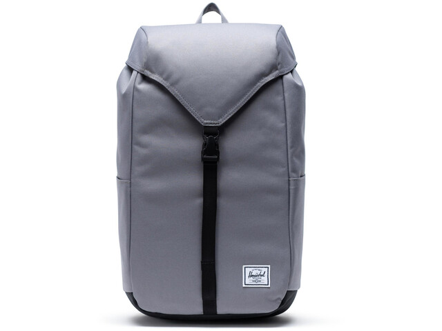 Herschel Thompson Selkäreppu 17l, grey/black